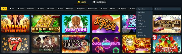 Betwinner Casino Software